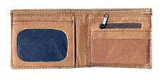Free Used Brown Leather Wallet Stock Images - 21155264