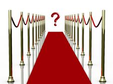 Free Red Carpet Stock Photo - 21155380