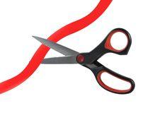 Free Scissors Stock Image - 21156501