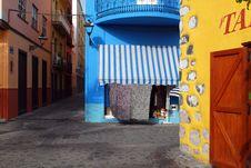 Free Puerto Tazacorte Stock Photo - 21158980