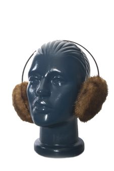 Free Warm Ears On A Mannequin Royalty Free Stock Photo - 21159045