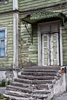 Free Derelict House Royalty Free Stock Images - 21159499