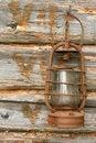 Free The Old Kerosene Lamp Stock Image - 21160071