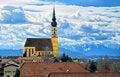 Free Alpine Landscape By Salzburg Royalty Free Stock Images - 21165599