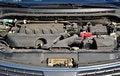 Free Car Engine Stock Photography - 21167262