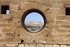 Free View Of Essaouira Port Royalty Free Stock Photos - 21160868