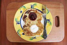 Free Pancakes Stock Photo - 21162040