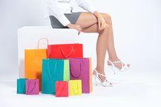 Free Woman S Legs Stock Photo - 21162570