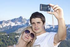 Free Romantic Couple Stock Photography - 21163562