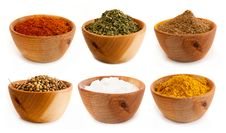 Free Spices Stock Photography - 21163902