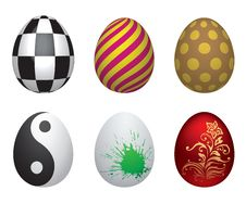 Free Eggs Royalty Free Stock Images - 21164019