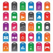 Free Web Icon Stock Photo - 21164050