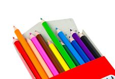 Free Many Pastels Stock Image - 21164351