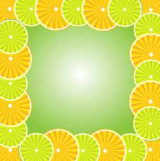 Free Citrus Background Stock Images - 21164494