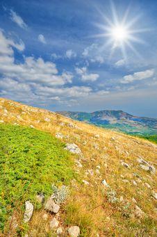 Free Mountain Range Stock Image - 21166561