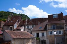 Free Old Town Roofs Royalty Free Stock Photography - 21166967