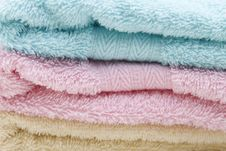 Free Towel Royalty Free Stock Photo - 21167055
