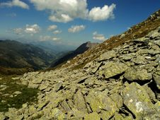 Free Mountains Royalty Free Stock Photography - 21167307