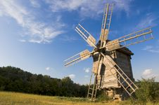 Free Old Mill Stock Photo - 21167550