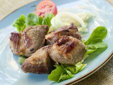 Free Kebab Royalty Free Stock Photo - 21167625