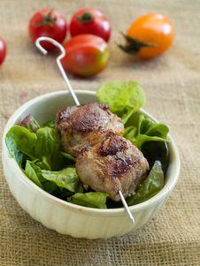 Free Kebab Stock Photo - 21167640