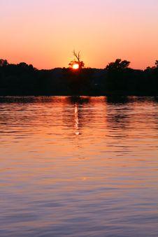 Free Sunset Royalty Free Stock Image - 21169056