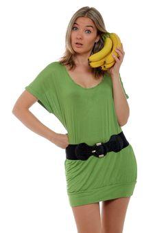Free Woman Talking On Banana Phone Royalty Free Stock Image - 21169236