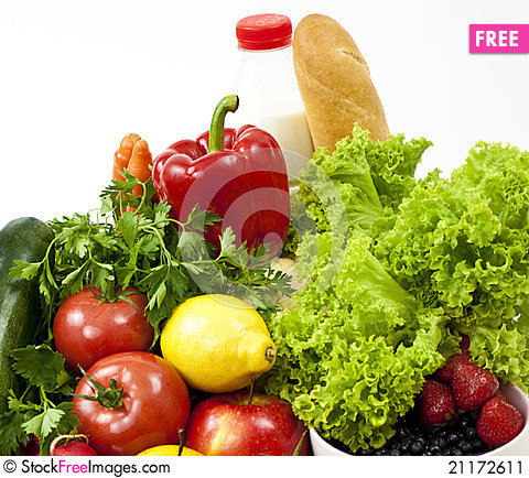 Free Vegetables Stock Image - 21172611