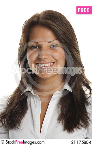 Free Portrait Of Professional Businesswoman Stock Images - 21175804