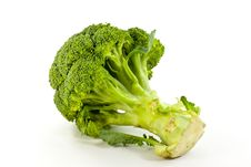 Free Green Broccoli Stock Photography - 21170492