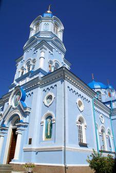 Free The Old Orthodox Church. Crimea. Ukraine Royalty Free Stock Photos - 21171258