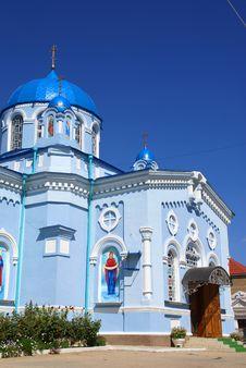 Free The Old Orthodox Church. Crimea. Ukraine Royalty Free Stock Photo - 21171265