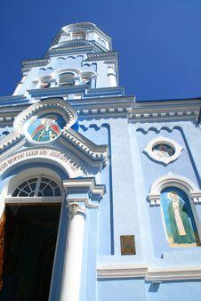 Free The Old Orthodox Church. Crimea. Ukraine Royalty Free Stock Image - 21171326