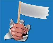 Free Flag Banner Stock Image - 21171371