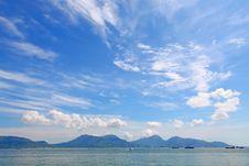 Free Seascape Along The Coast Stock Photos - 21171413