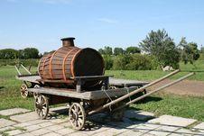 Free Wooden Barrel Stock Photos - 21173833