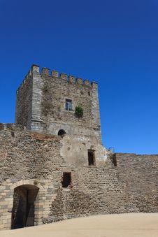 Free Monsaraz Fortress Stock Photo - 21174170