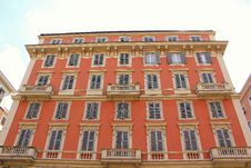 Free European Town House Royalty Free Stock Image - 21175216