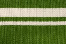 Free Green Knitted Fabric Stock Photo - 21176230