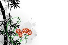 Free Floral Background Stock Image - 21176541