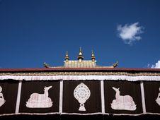 Free Jokhang Temple Stock Photos - 21176573