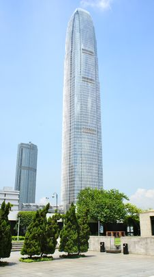Free A Highrise In Hong Kong Royalty Free Stock Photo - 21176625