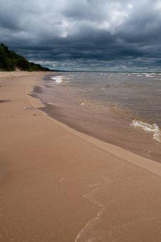 Free Lake Shore In Estonia Royalty Free Stock Photography - 21176767