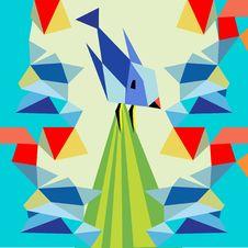 Free Abstract Bird Royalty Free Stock Photo - 21177735