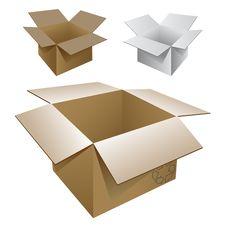 Free Box Royalty Free Stock Photo - 21177855