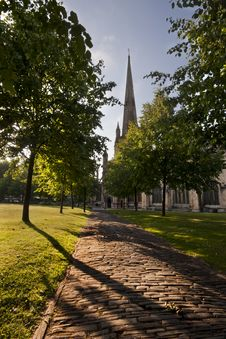 Free St Mary Redcliffe Royalty Free Stock Image - 21178136