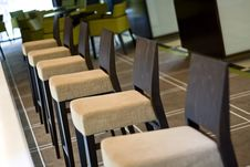 Free Chairs Cafe Stock Photos - 21178273
