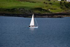 Free Sailing Boat Stock Photo - 21178450