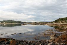 Free Skye Bridge, Scotland. Royalty Free Stock Images - 21179569