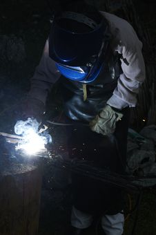 Free Welder Stock Images - 21179804